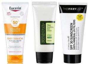 sensitive skin SPF