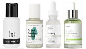 sensitive skin serum