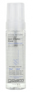 Giovanni Mousse Air-Turbo Charged, Hair Styling Foam