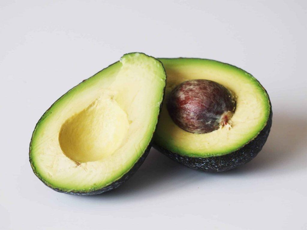 Avocado for frizz free hair