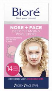 Biore, Deep Cleansing Pore Strips