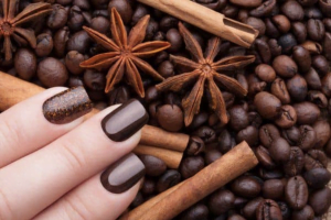 Chocolate Manicure