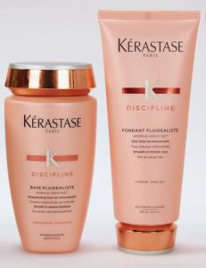 Kérastase Discipline Sulfate-Free Smoothing Shampoo and Conditioner