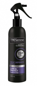 Tresemmé Heat Defence Hair Styling Spray Care & Protect Thermal Protection